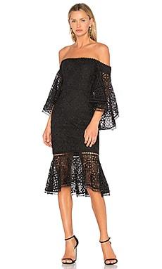 Moroccan Tile Midi Dress