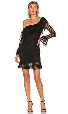 Купить Кружевное платье adele - NICHOLAS, Кружево, Китай, Черный