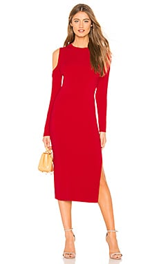 Compact Cold Shoulder Dress NICHOLAS $135