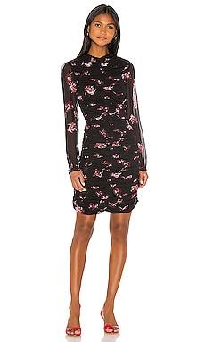 Gathered Mini Dress NICHOLAS $598