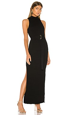 Smocked Maxi Dress NICHOLAS $398