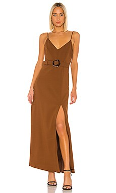 High Slit Slip Gown NICHOLAS $273