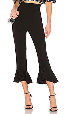 Купить Укороченные брюки - NICHOLAS, Черный, Китай