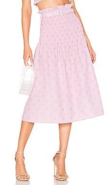 Smocked Skirt NICHOLAS $147