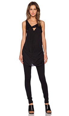 Nicholas K Caddo Top in Black