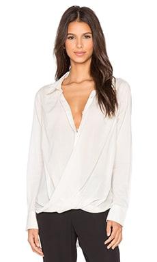 Nicholas K Ritz Shirt in Off White