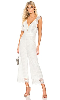 Eliza Jumpsuit Nightcap $258