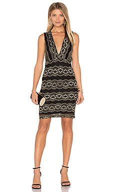 Moroccan Lace Mini Dress