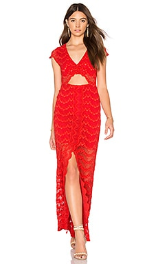 Mariposa Cutout Maxi Dress