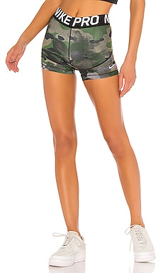 "Rebel 3"" Pro Camo Short Nike $35 NEW ARRIVAL"
