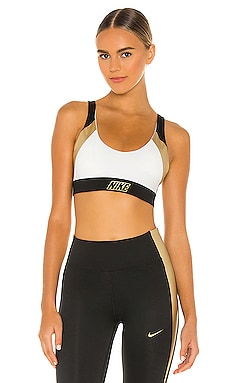Indy Metallic Logo Bra Nike $40 NEW