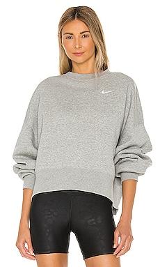 NSW Crew Fleece Trend Sweatshirt Nike $60