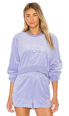 Retro Femme Terry Crew Nike $65