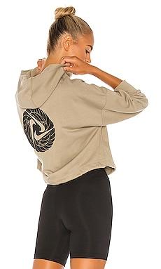 Icon Clash Fleece Hoodie Nike $75