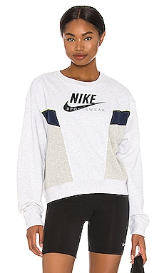 NSW Heritage Crew Fleece Nike $65