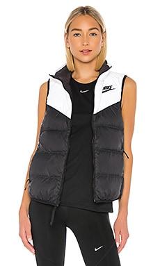 Down Fill Vest Nike $100