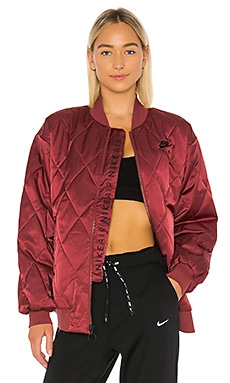Satin Jacket Nike $104