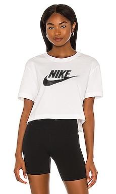 Essential Crop Tee Nike $30