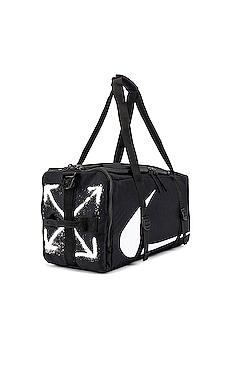 X OFF-WHITE NRG RU Duffle Shoulder Bag Nike $250