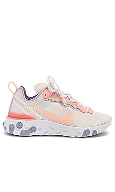 Women's React Element 55 Sneaker Nike $130