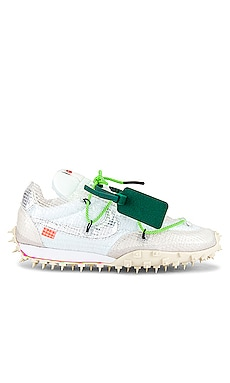 X OFF-WHITE Waffle Racer Sneaker Nike $150 NEW ARRIVAL