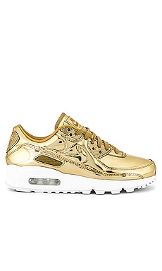 AIR MAX 90 LIQUID METAL 運動鞋 Nike $180