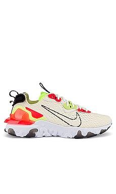 Кроссовки react vision - Nike Короткие фото