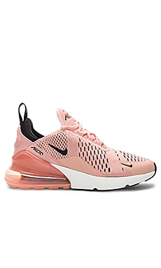 b6a79eb94807 Nike Air Max 270 Sneaker in Coral Stardust