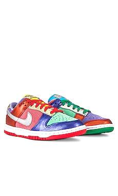Dunk Low Sneaker Nike $110 NEW