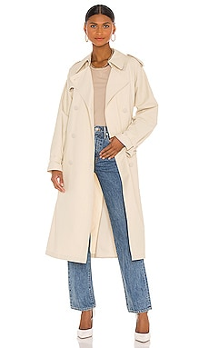 Tanner Trench Coat NILI LOTAN $647 Collections