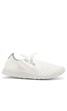 Native Apollo Moc in Shell White Shell White
