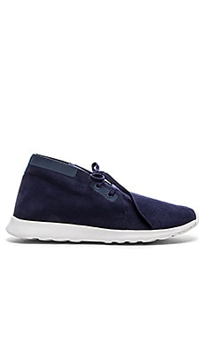 Native Apollo Chukka in Regatta Blue Shell White Shell White
