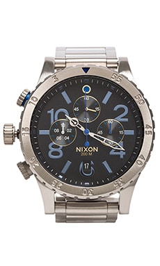 Nixon The 48-20 Chrono in Midnight GT