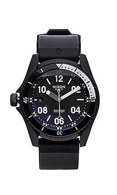 Nixon The Descender Sport in All Black
