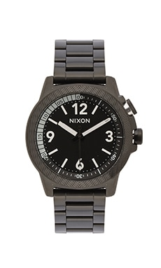 Nixon The Cardiff Sport SS in All Black