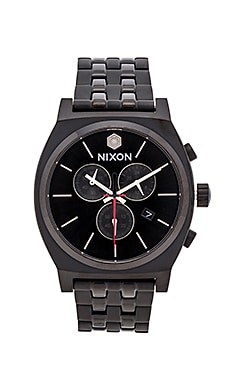 Nixon x Star Wars Kylo Ren The Time Teller Chrono in Kylo Black
