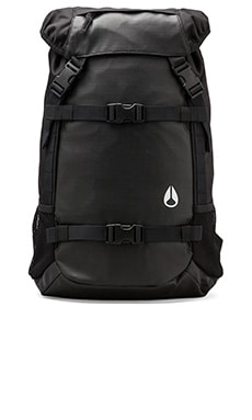 Landlock Backpack in Black