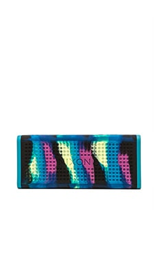 Nixon The Blaster Bluetooth Portable Speaker in Marbled Multi