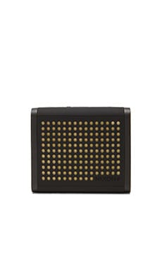 Nixon The Mini Blaster Speaker in Black & Gold