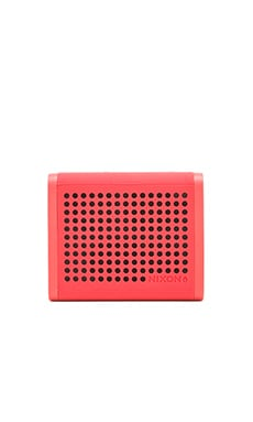 Nixon The Mini Blaster in Red