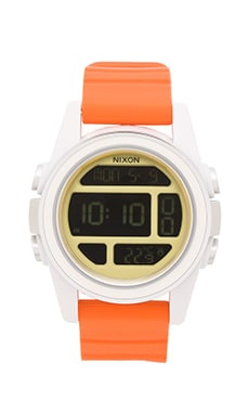 Nixon x Star Wars Rebel Pilot Unit in Rebel Pilot Orange
