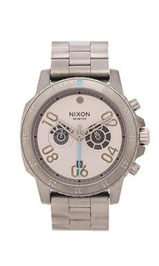 Nixon x Star Wars Millennium Falcon Ranger Chrono in Millennium Falcon Gunmetal