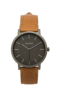 MONTRE PORTER LEATHER