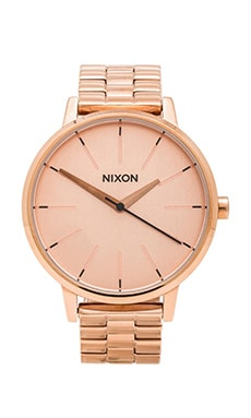 Nixon The Kensington in All Rose Gold
