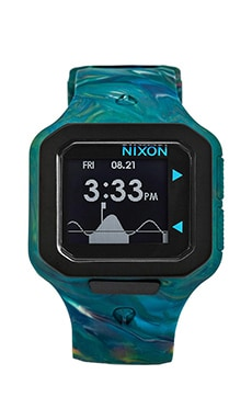 Nixon The Supertide in Marbled Multi