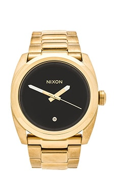 Nixon The Kingpin in Gold & Black