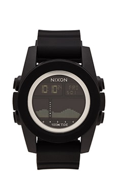 Nixon The Unit Tide in Black