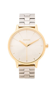 Nixon The Kensington in Gold & Silver