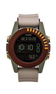 MONTRE X STAR WARS BOBA FETT UNIT LTD