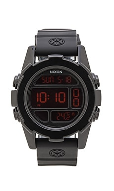 Nixon x Star Wars Imperial Pilot Unit in Imperial Pilot Black